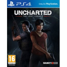 PS4 Oyun UNCHARTED: The Lost Legacy