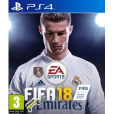 PS4 Oyun Fifa 18 Ronaldo Edition