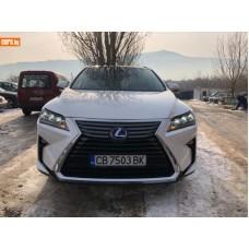 bulgaristan 2016 Lexus Lx 450