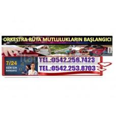DENİZLİDE ORGANİZASYONCULAR