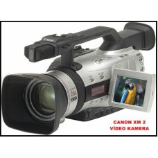 BURSA Canon Xm 2 Video Kamera